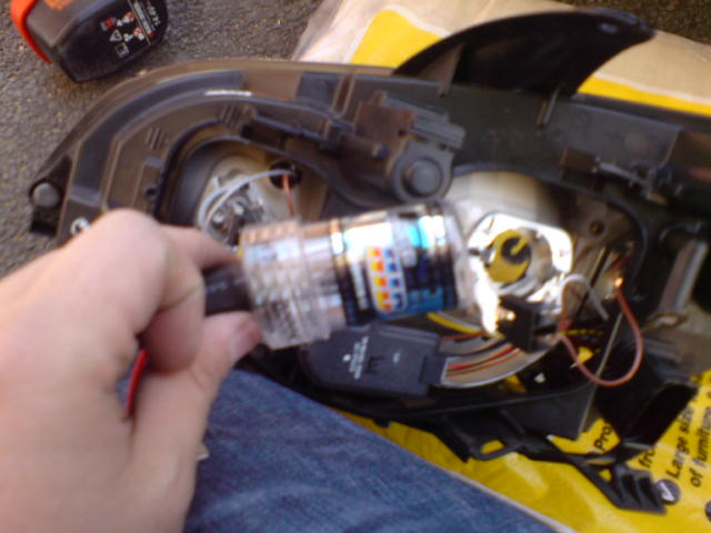 HID Headlight Bulb